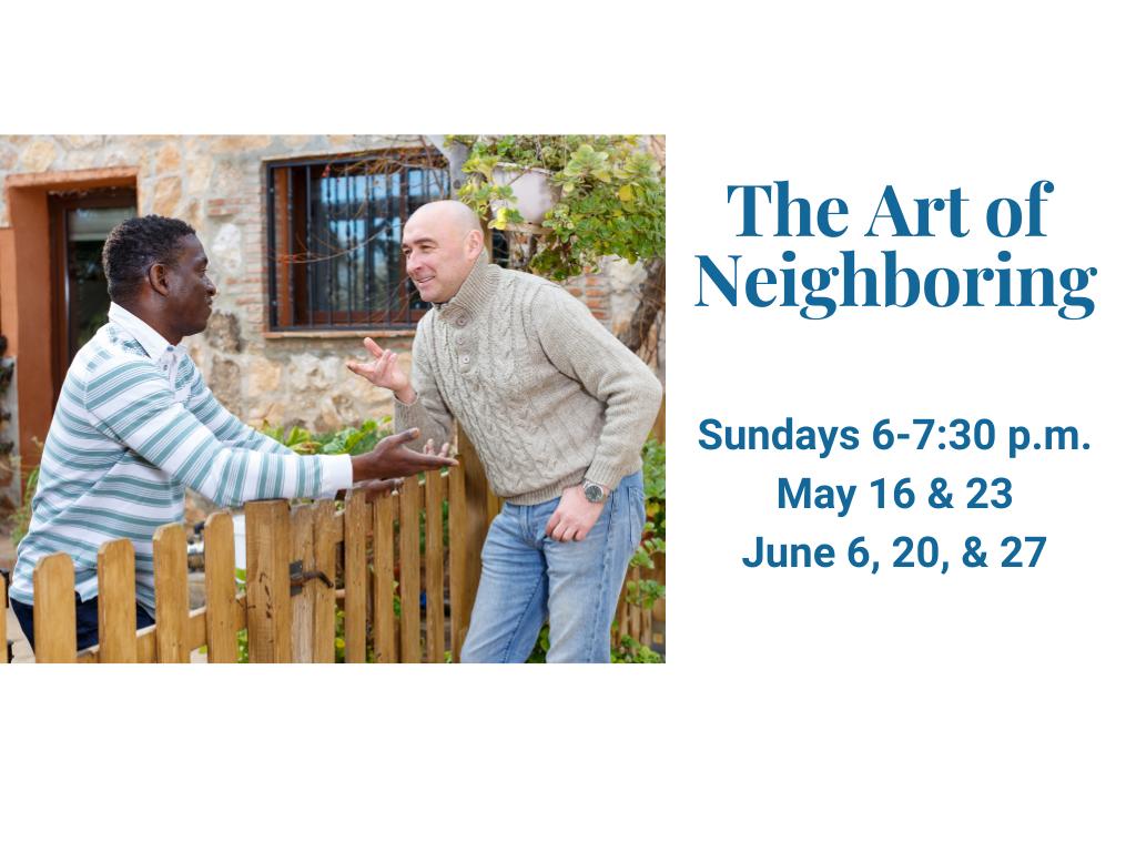 Image for Art of Neighboring